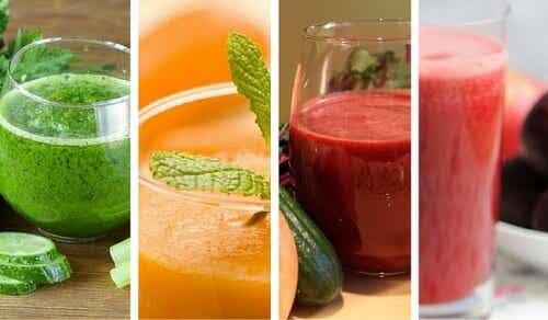 5 băuturi naturale benefice pentru ficat