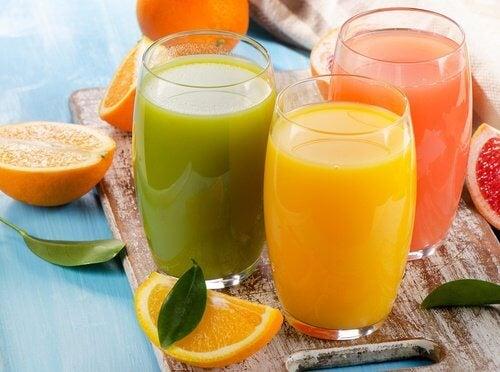 5 beneficii ale consumului de citrice la micul dejun
