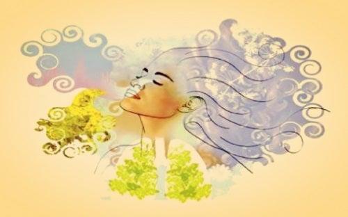 Reducerea stresului se află pe lista de beneficii ale respirației profunde