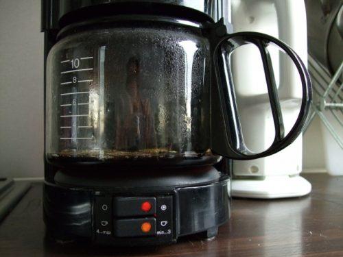 Cafetierele sunt obiecte care trebuie curățate zilnic