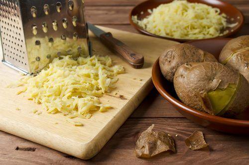 Cartofii ajută la albirea tenului