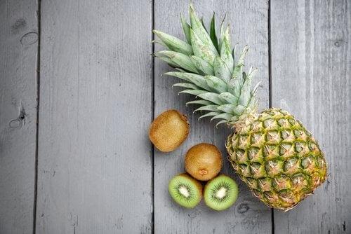 Fructele sunt cele mai bune exfoliante naturale pentru ten