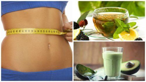 4 moduri de a bea ceai verde pentru a slăbi