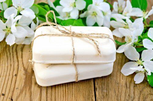 Obiecte personale care nu se împrumută ca săpunul