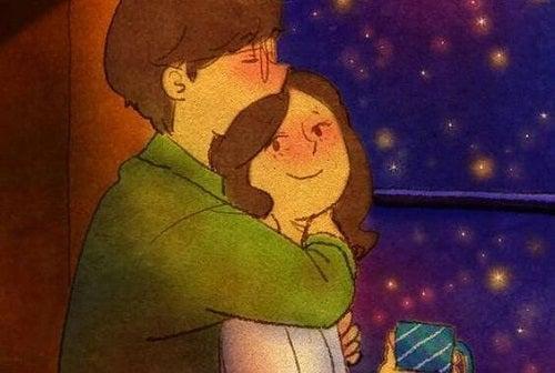 Cine te iubește cu adevărat te acceptă așa cum ești