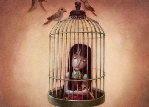 Copil cu sufletul rănit greu de înțeles de cei din jur