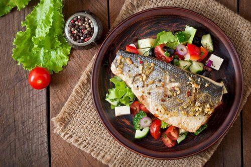 Dietă pentru subțierea taliei cu pește