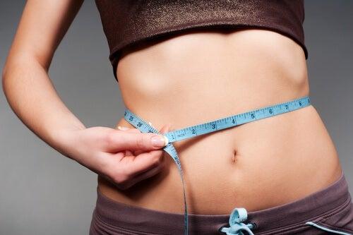 Dietă pentru subțierea taliei ce oferă rezultate