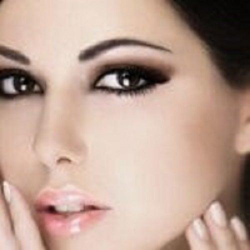 Modele pentru aplicarea tușului de ochi