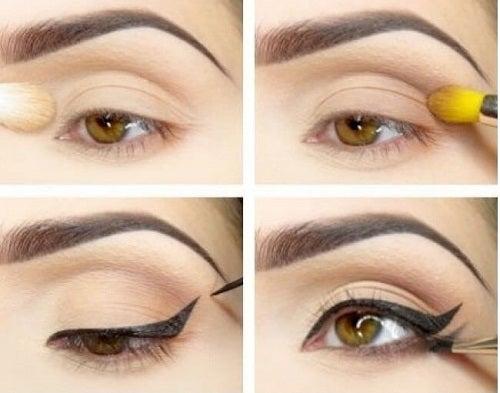 Moduri de a folosi tușul de ochi ca să ai un look incredibil
