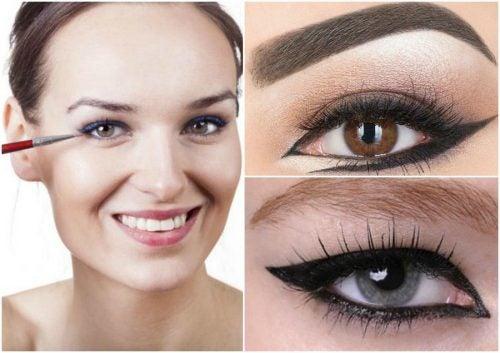 6 moduri de a folosi tușul de ochi