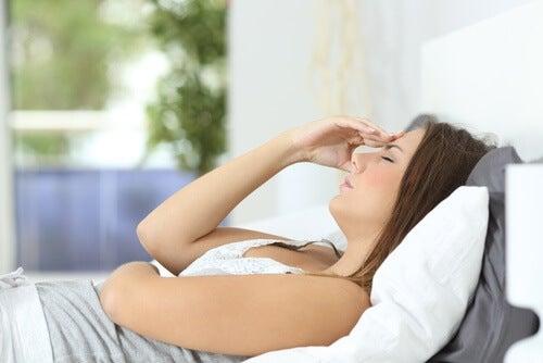 Oboseala cauzată de supraîncărcarea cu toxine a ficatului