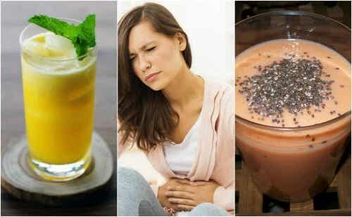 5 remedii pentru curățarea colonului