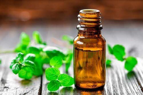 Remedii pentru tensiunea musculară cu ulei de mentă