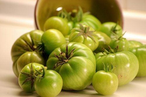 Remediu naturist pentru varice cu roșii verzi