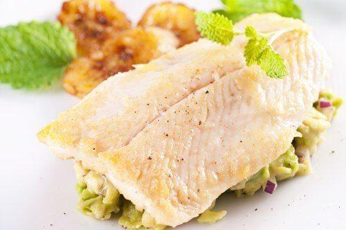 Tilefish este printre cele mai nocive soiuri de pește