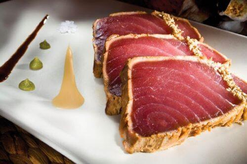 Tonul negru este printre cele mai nocive soiuri de pește