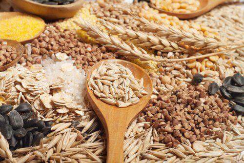 Alimente pentru a trata insomnia precum cerealele