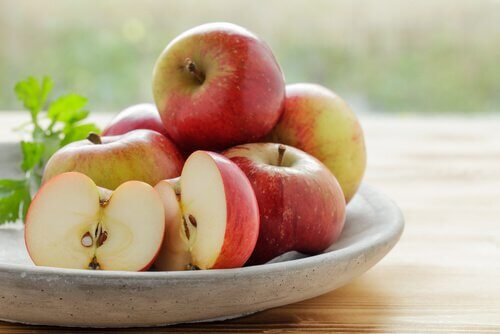 Alimente pentru desfundarea arterelor ca merele