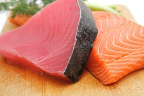 Alimente pentru tratarea degenerescenței maculare ca peștii uleioși