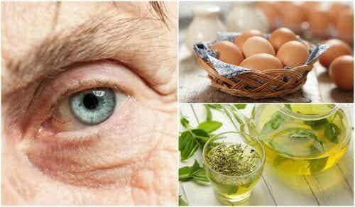 7 alimente pentru tratarea degenerescenței maculare