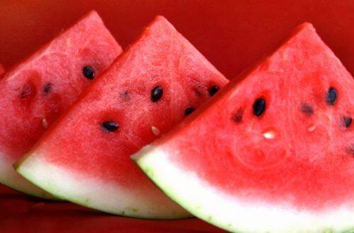 Beneficii ale pepenelui verde pentru masa musculară