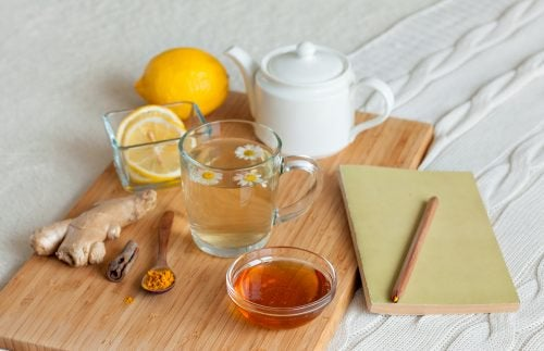 Un ceai picant pentru activarea metabolismului