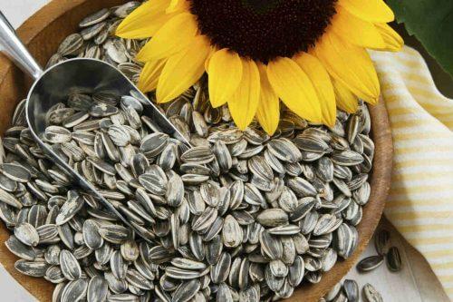 Cum să scapi de celulită cu semințe de floarea soarelui