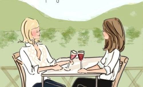 Prietenia între femei, un remediu împotriva stresului