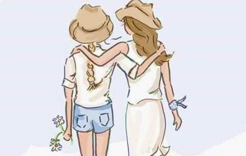 Prietenia între femei și oxitocina