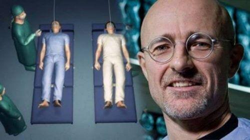 Primul transplant de cap din lume va fi realizat curând