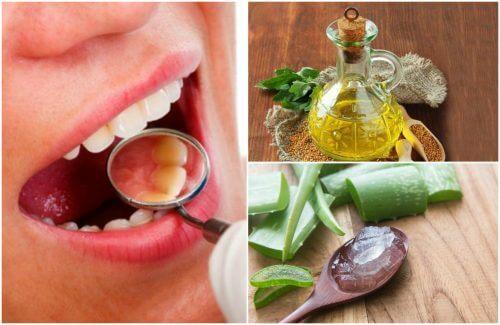 6 remedii naturale pentru îndepărtarea tartrului dentar