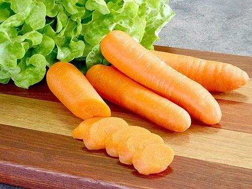Remedii naturiste pentru gastrită cu morcovi