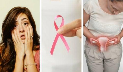8 simptome ale cancerului deseori ignorate