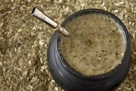 Yerba mate beneficiază de pierderea în greutate