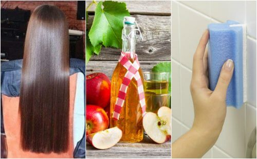 5 utilizări ale oțetului de mere care te vor surprinde