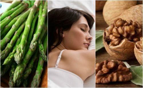 9 alimente bogate în melatonină pentru un somn bun