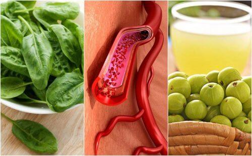 7 alimente care cresc nivelul trombocitelor