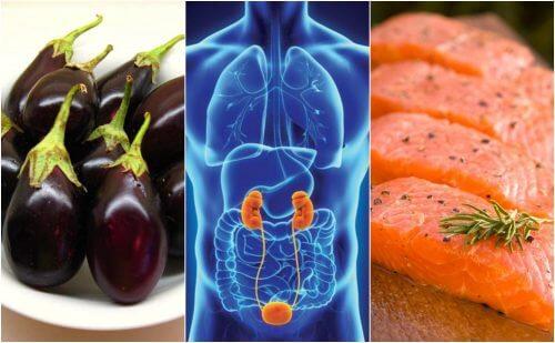 7 alimente care susțin sănătatea renală