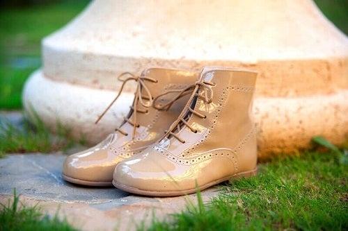 Alternative pentru lustruirea pantofilor de lac