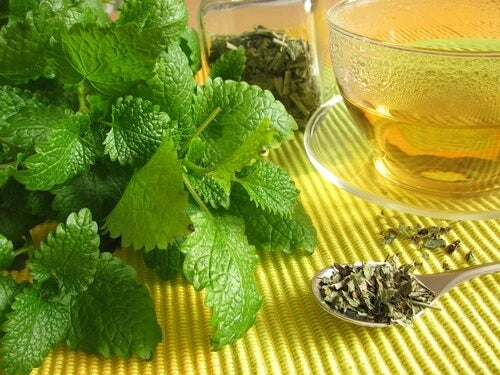 Ameliorează sindromul de colon iritabil cu ceai de roiniță