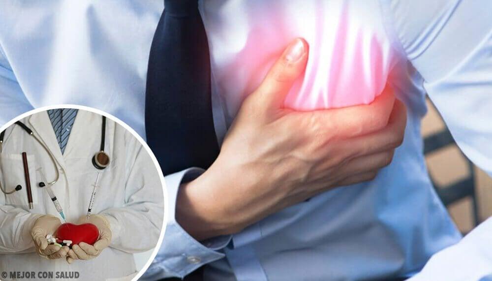 6 cauze frecvente ale durerilor în piept