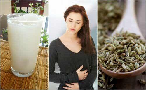 Combate gastrita pe fond nervos cu 5 remedii naturale