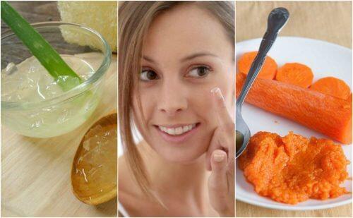 5 creme naturale împotriva ridurilor de expresie