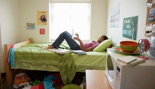 Curățenia pentru a avea un dormitor mai sănătos