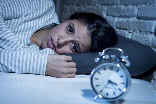 Efecte ale carenței de serotonină ce vizează somnul