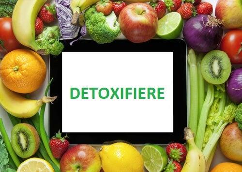 Fructe și legume în cură de detoxifiere de 7 zile