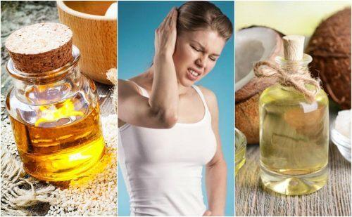 7 remedii naturiste pentru țiuitul în urechi