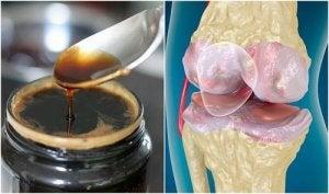 Mierea ajută la durerile articulare - Stafide și miere pentru dureri articulare
