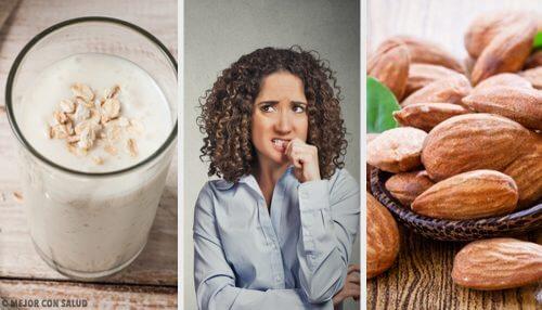 10 alimente care combat anxietatea în mod natural
